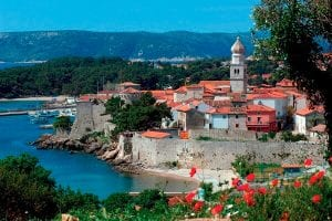 the historical tours of Krk and its rich historical heritage from the ancient Europe times